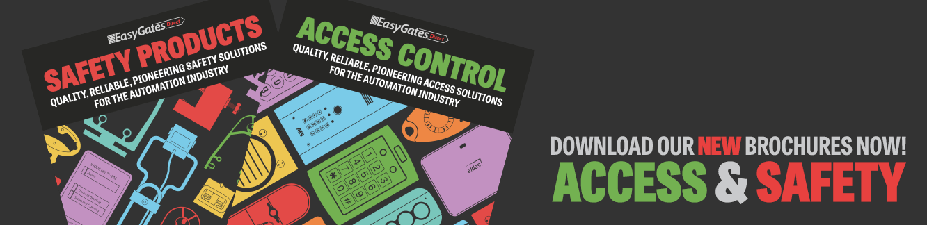 Download our new Safety and Access Control Brochures